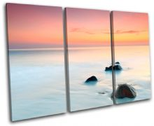 Sunrise Sunset Seascape - 13-0272(00B)-TR32-LO